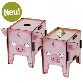 Werkhaus Shop - Twinbox Vierbeiner - Schwein
