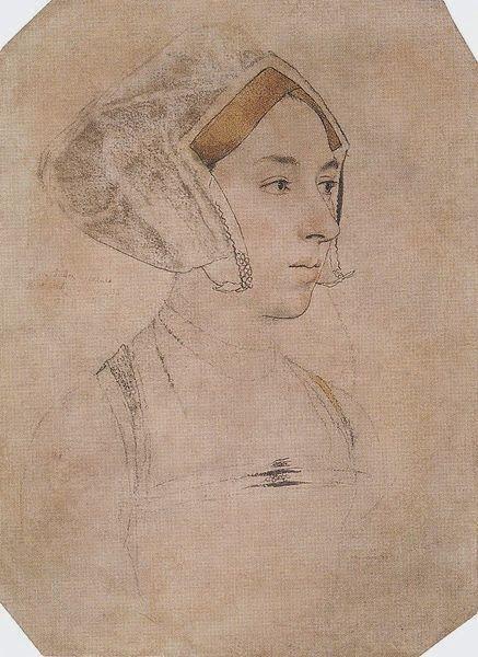 Η βασίλισσα της Αγγλίας, Άννα Μπολέυν (1532-35)
