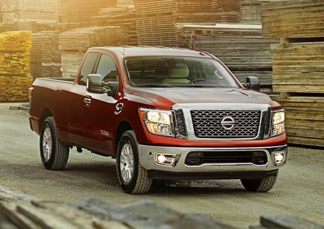 AutoLibs  - 2017 Nissan Titan King Cab  - The new Nissan Titan King Cab is marked by its available 6-person seating, wide-opening rear do...