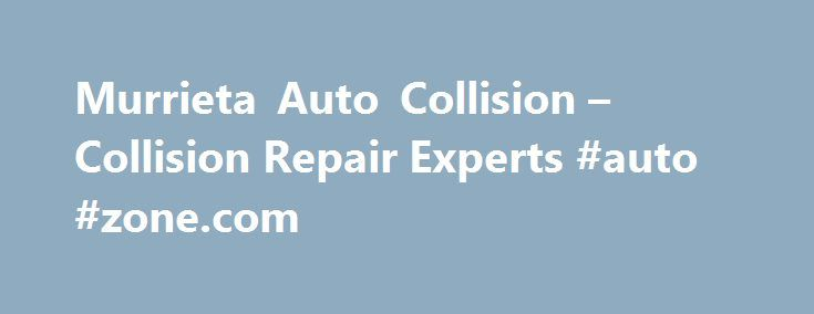 Murrieta Auto Collision – Collision Repair Experts #auto #zone.com http://australia.remmont.com/murrieta-auto-collision-collision-repair-experts-auto-zone-com/  #auto collision repair # Auto Collision Repair Experts 30 Years Experience – Friendly, Family Owned and Operated Proudly serving Murrieta, Temecula, and surrounding communities At Murrieta Auto Collision (M.A.C.), we are a family owned and operated business with over 30 years of experience. We have been a reputable auto collision…