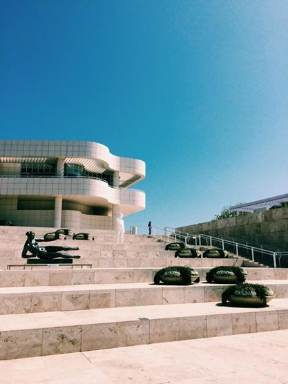 Los Angeles – Getty Museum