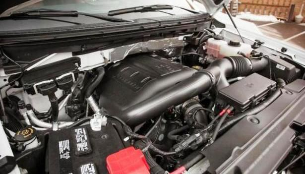 2016 Ford Expedition - engine