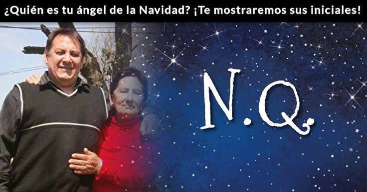 ¿Quién es tu ángel de la Navidad? ¡Te mostraremos sus iniciales!