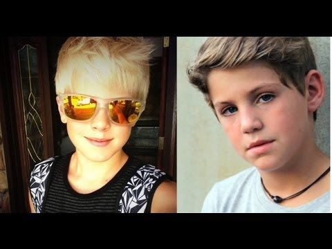 Carson Lueders vs MattyBRaps- We Can't Stop by Miley Cyrus - YouTube