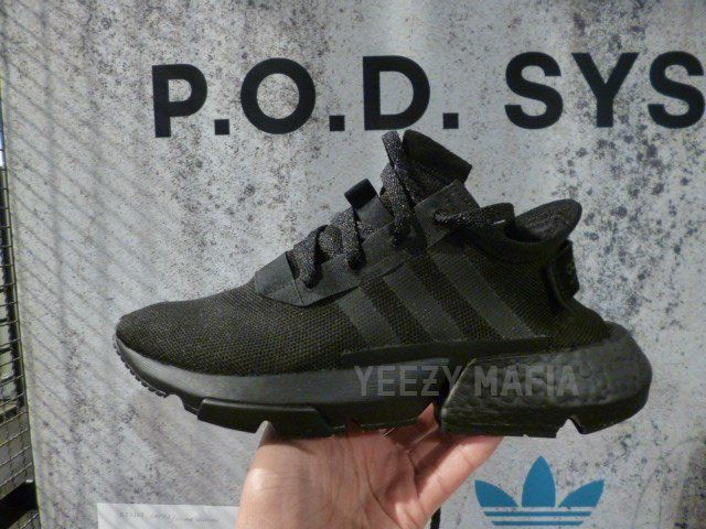 76bc9620dfa6 New Adidas model the Adidas P.O.D SYSTEM. http   ift.tt