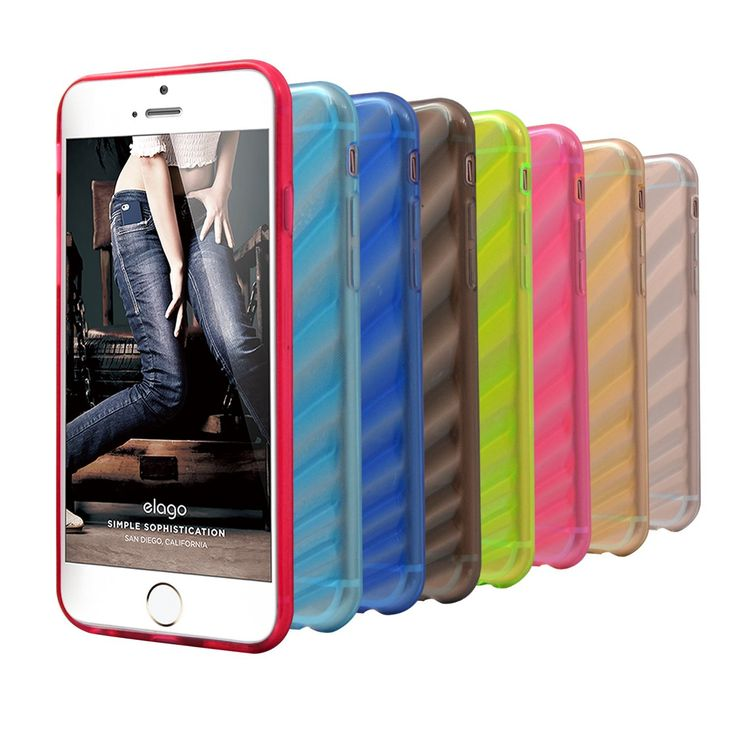 iPhone 6s case, Besgoods 8 Pack Colorful protective case iphone 6 case for girls Slim Perfect Fit Shock-Absorbing Clear [Scratch-Resistant] soft TPU Silicone Rubber protective Cover Bumper Skin Shell. Compatibility -- [Compatible with iPhone 6 (2014) / iP