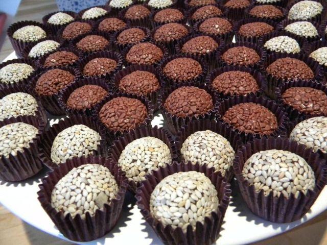 Pastelería Artesanal Noticias - Una trufa de chocolate llamada Brigadeiro