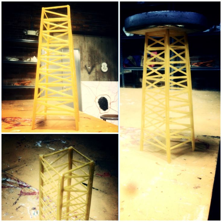 Best 25 High School Stem Activities Ideas On Pinterest: Spaghetti Tower And Hot Glue Holding A 25 Lb. Weight
