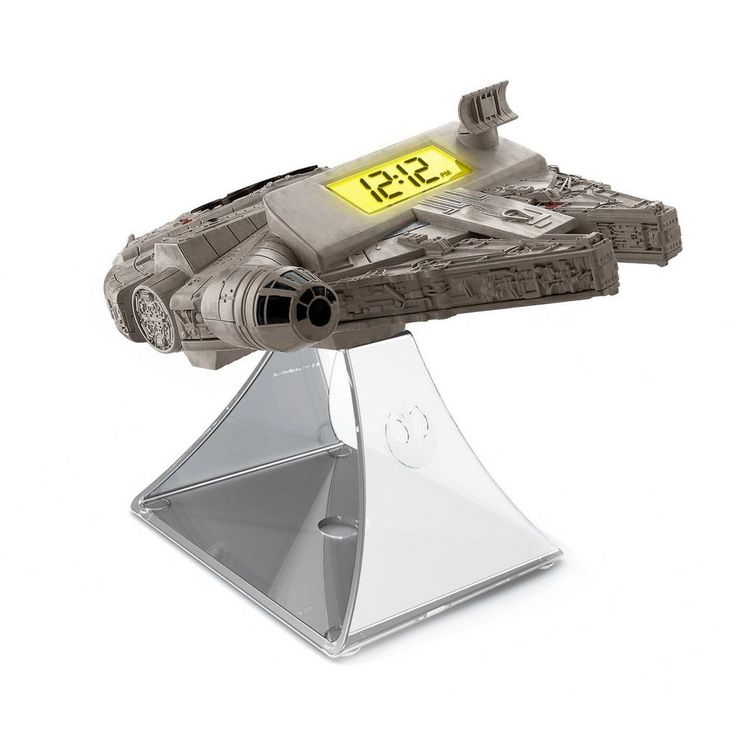 Star Wars Millennium Falcon Alarm Clock