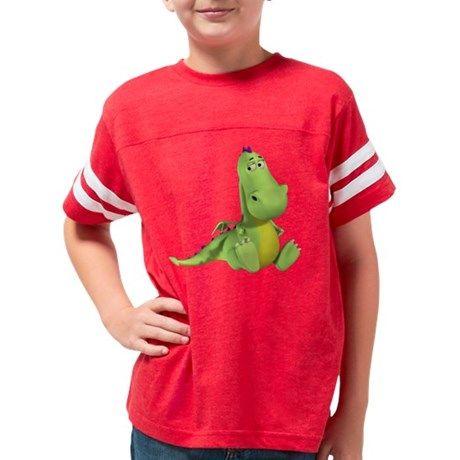 Cute Green Dragon T-Shirt on CafePress.com