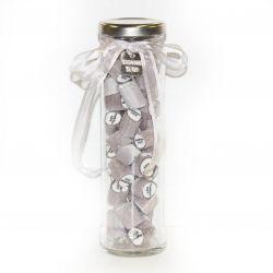 Designer candy personalised wedding bomboniere favors elegant cute small pretty modern