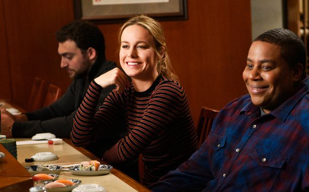My recap of Mother's Day episode of SNL with host Brie Larson