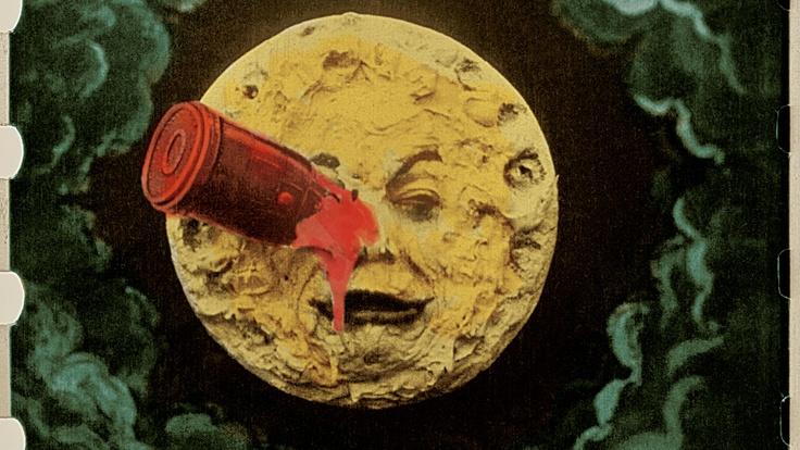 le voyage dans la lune 1902 Méliès melies