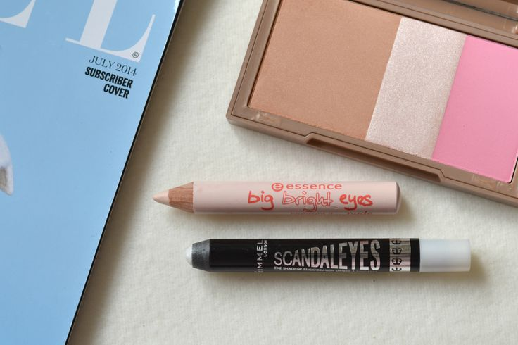 London Beauty Queen: White Eye Pencils: Your New Makeup Best Friend