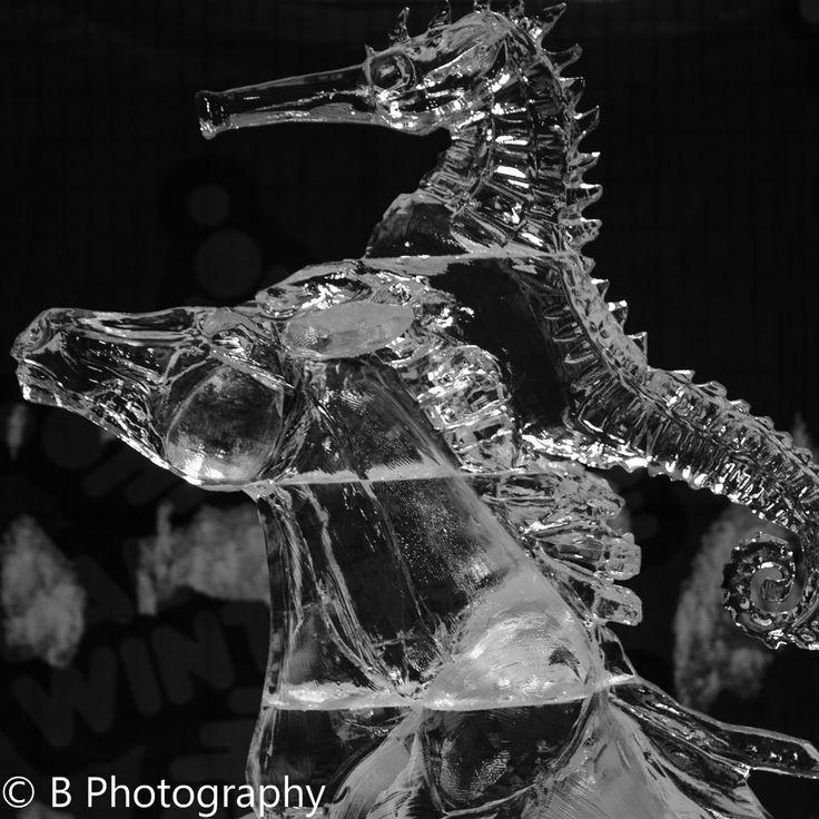 Ottawa, Ontario - Winterlude Ice Carvings