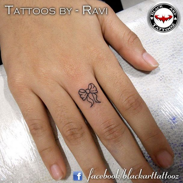 Feather Tattoo Never Look Back But Never Forget Always: Best 25+ Bow Finger Tattoos Ideas On Pinterest