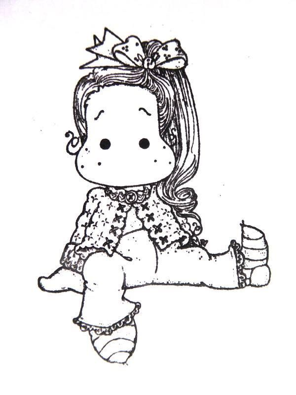 magnolia stamps coloring pages - photo#48