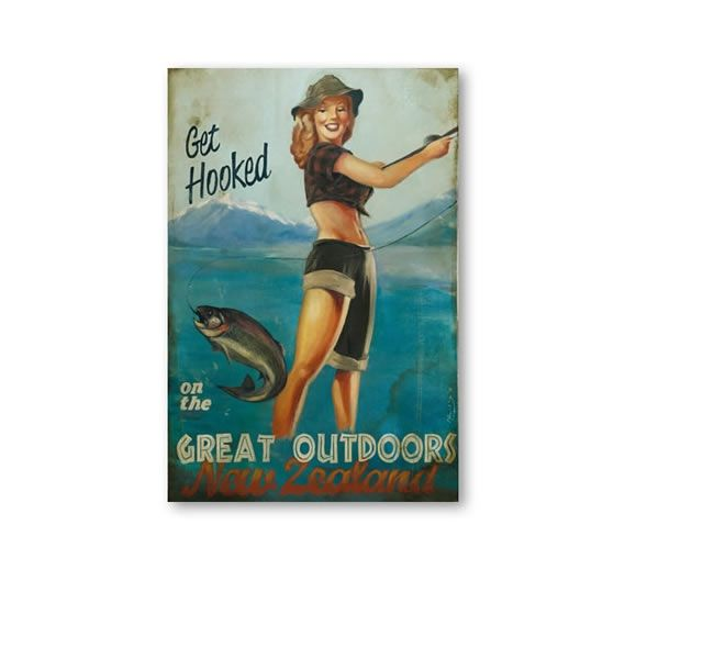 great outdoors | Gifts online, flying fish design nz