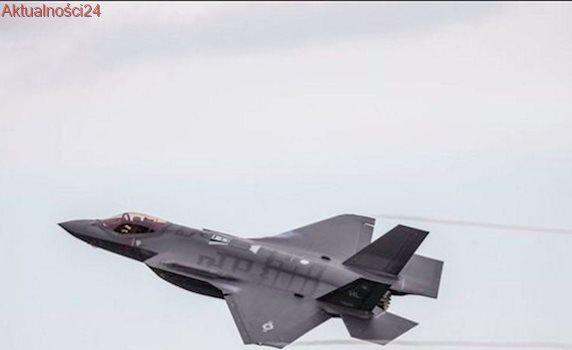 Najnowocześniejsze amerykańskie myśliwce F-35 nieoczekiwanie lądowały w Estonii. To sygnał dla Kremla