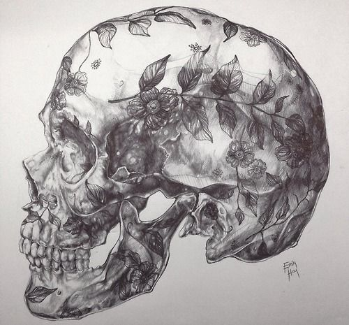 Something about skulls.