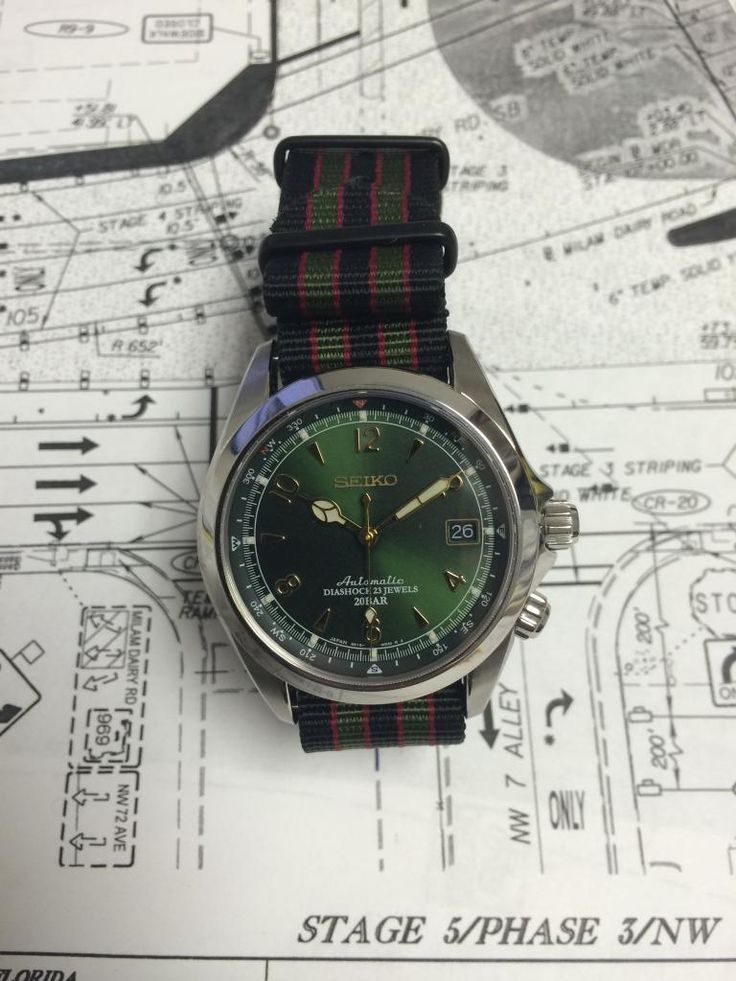 ***Official SARB017 Seiko Alpinist thread*** - Page 40