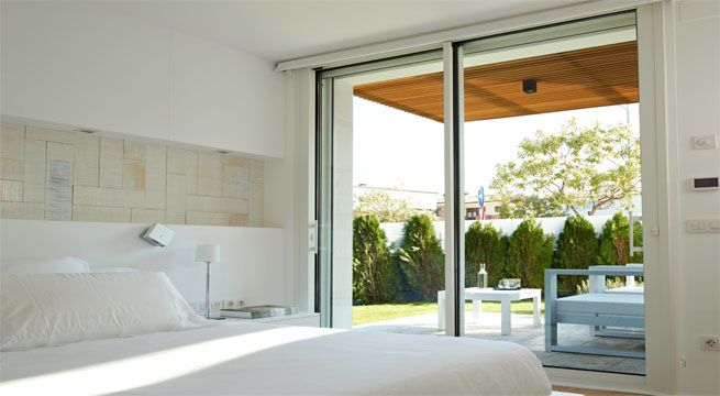 Puertas de vidrio para patio buscar con google ideas for Puertas para patio exterior