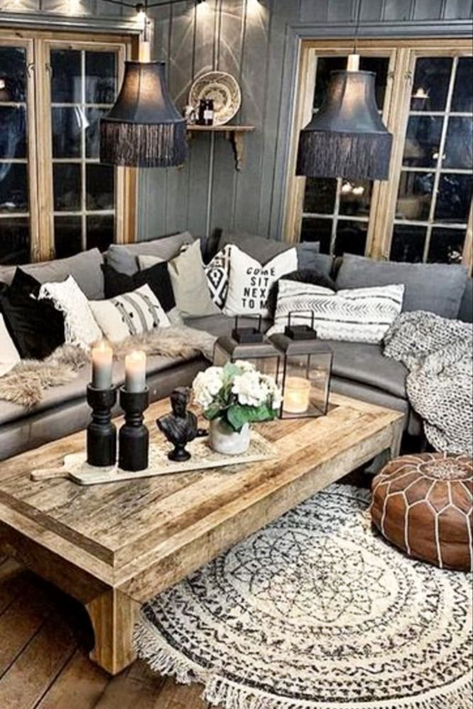 Cozy Neutral Living Room Ideas Earthy Gray Living Rooms To Copy Clever Diy Ideas Brown Living Room Decor Living Room Wall Color Cozy Grey Living Room