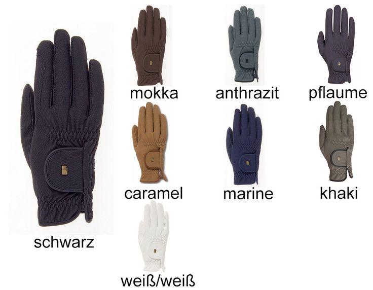 Roeckl Reithandschuh - Roeck Grip Winter - in verschiedenen Farben