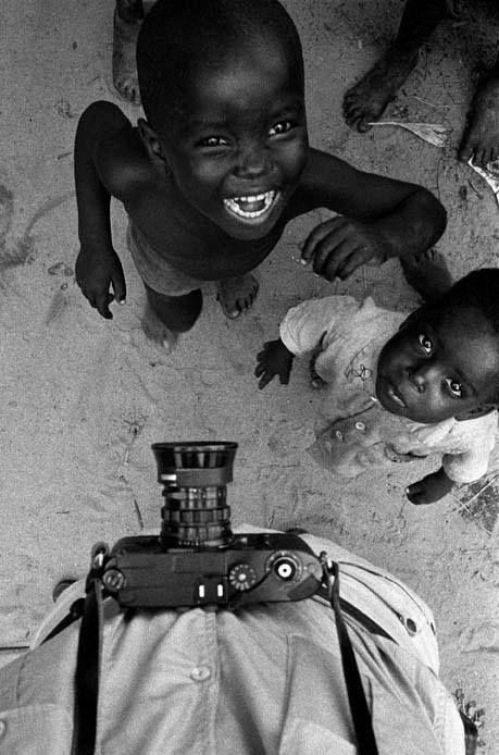 Afrique | Photographer Léon Herschtritt
