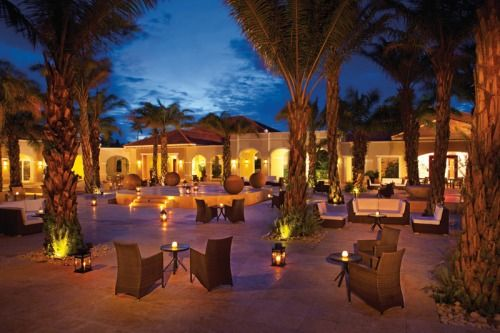 The plaza at Now Larimar Punta Cana, thinking this for reception dinner....