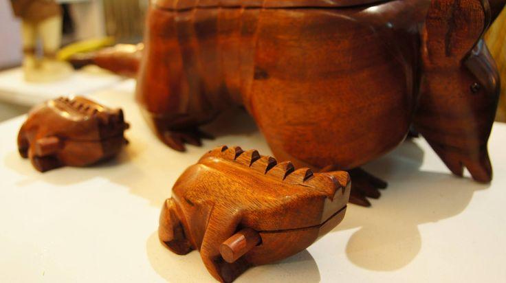 Piezas Laboratorio de Diseño e Innovación Amazonas