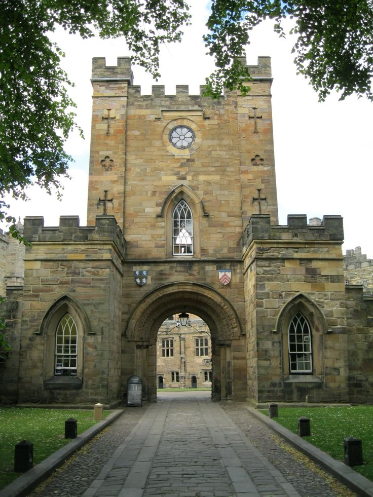 """Durham Castle is part of the UNESCO World Heritage Site that includes the cathedral and palace green. The castle itself is unique because it is stil a """"living"""" building, in that it has …"""