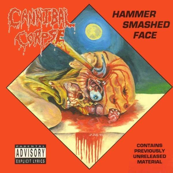 25 Best Ideas About Cannibal Corpse Album Covers On