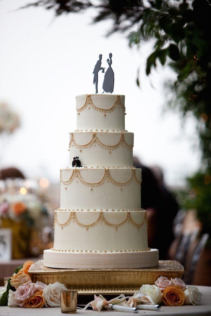 wedding cakes in lagunbeach ca%0A Round Cake with Scalloped Design Photography  John     Joseph Photography  Inc  Read More