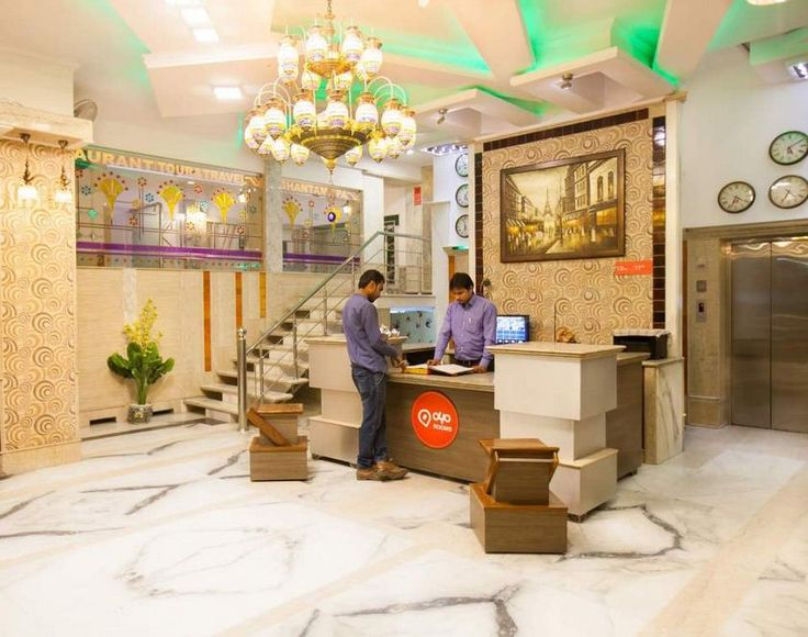 OYO Rooms @Railway Station Chuna Mandi, #MainBazar, #Delhi