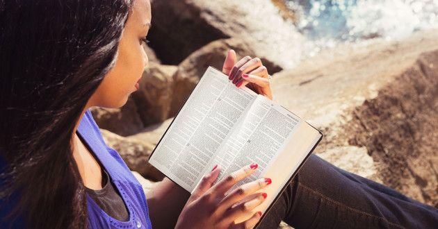 3 respostas encontradas na Bíblia para problemas diários
