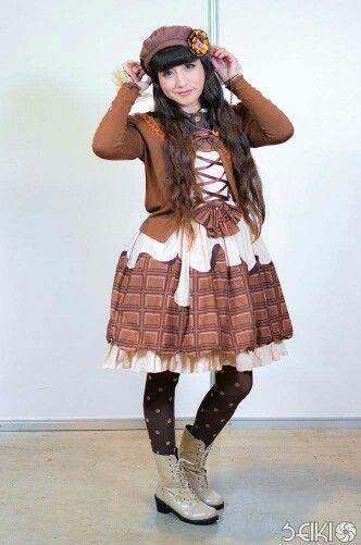 Choco lolita