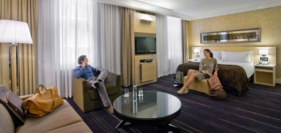 Club InterContinental King Rooms, InterContinental Melbourne