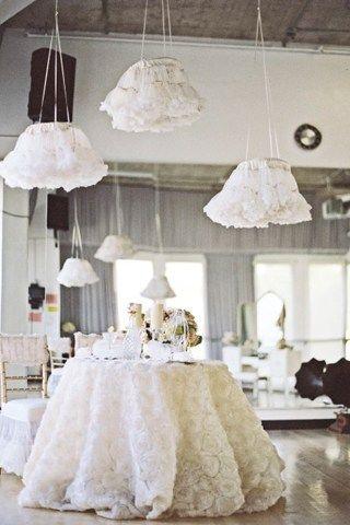Cloud Themed Wedding Decor (BridesMagazine.co.uk) (BridesMagazine.co.uk)