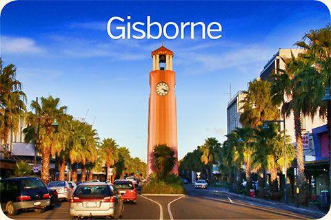 Gisborne New Zealand