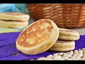 Gorditas de Nata como las de la calle | Con sólo 6 ingredientes - YouTube
