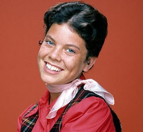 Joanie Cunnigham, Erin Moran, is Ritchie's little sister and she appears throughout the 11 season run of Happy Days. The character may not have been the star of the show, but she did win a spin-off series when Joanie married Chachi in Happy Days called Joanie Loves Chachi.