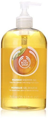 The Body Shop Mega Shower Gel Mango 25.3 Fluid Ounce