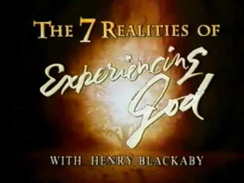 Experiencing God Introduction - Henry Blackaby