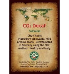 CO2 Decaf Colombia