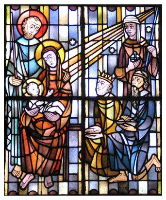Geburt Jesu, Weihnachten