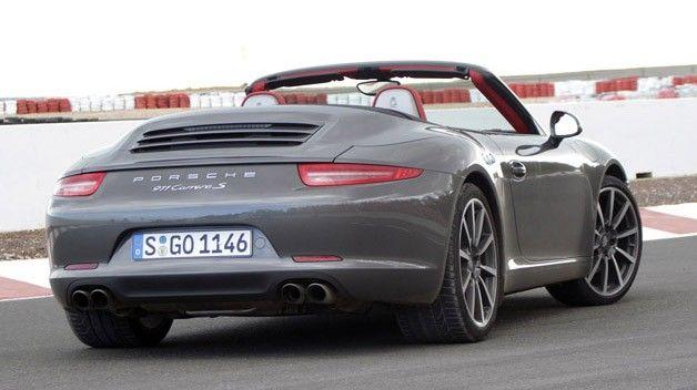 DREAM CAR!  2012 Porsche 911 Carerra S Cabrio