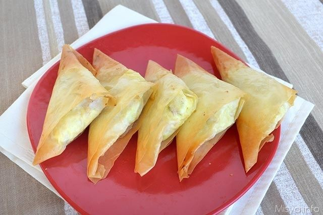 Brik tunisini, scopri la ricetta: http://www.misya.info/2014/09/04/brik-tunisini.htm