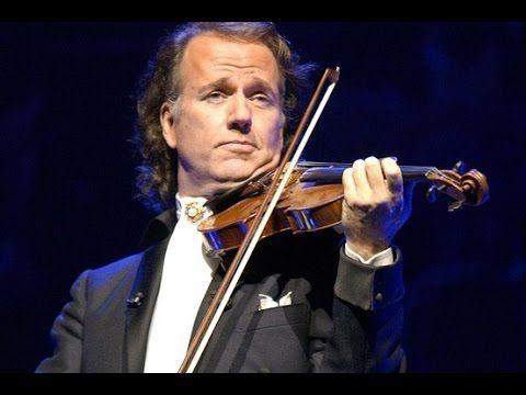 Bravissimo André Rieu! The music of the night (Phantom of the opera) - YouTube
