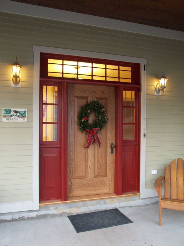 33 Best Images About Exterior Doors On Pinterest Front